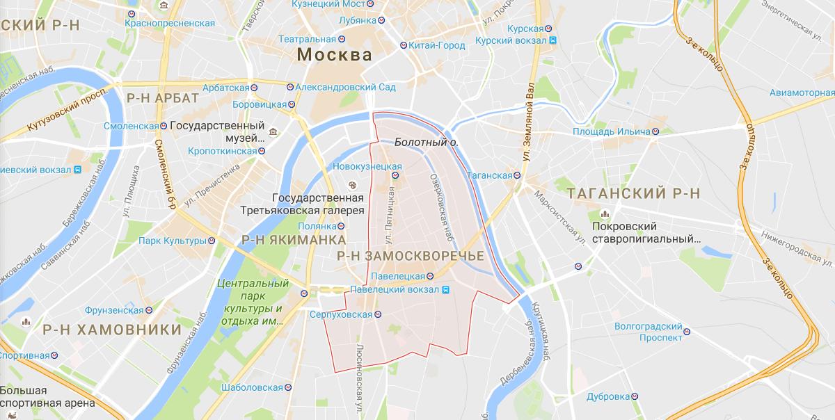 Адвокат Замоскворечье