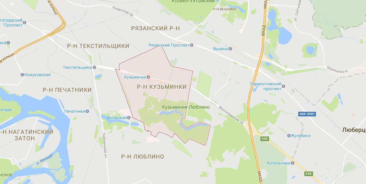 Адвокат Кузьминки