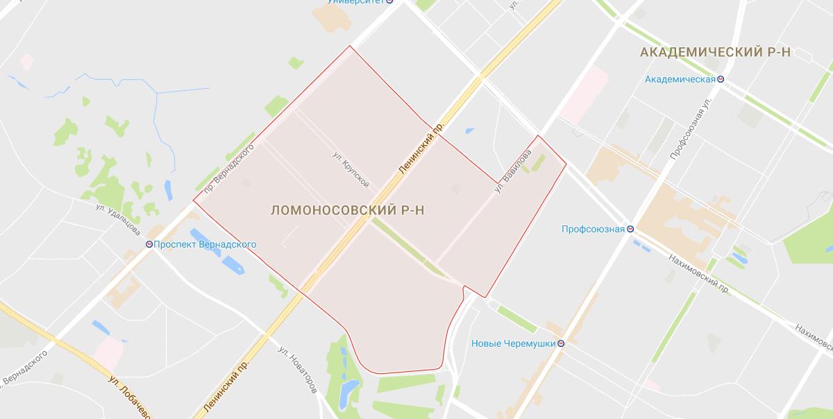 Адвокат Ломоносовское