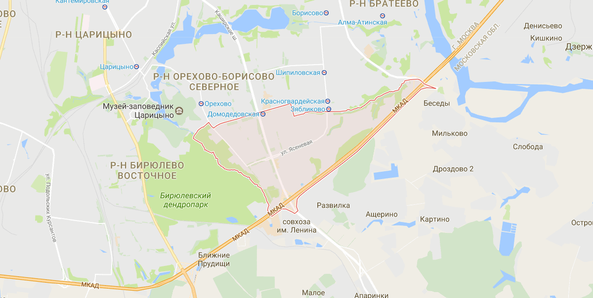 Адвокат Орехово-Борисово Южное