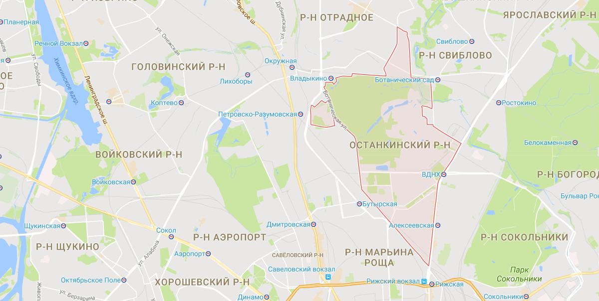 Адвокат в Останкинском