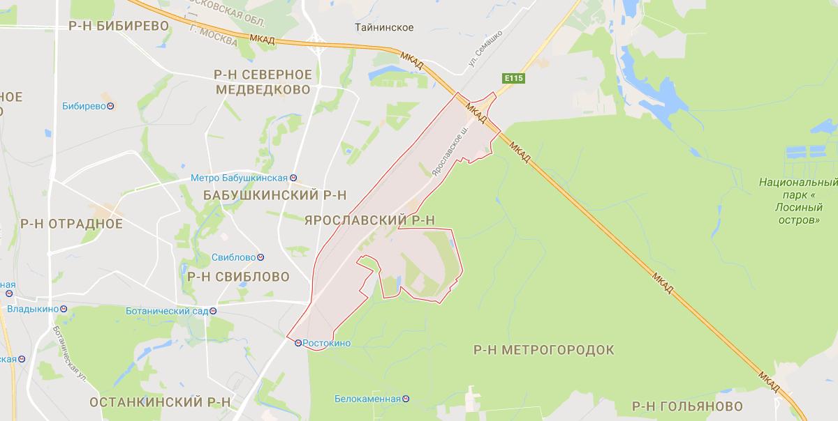 адвокат ярославский район