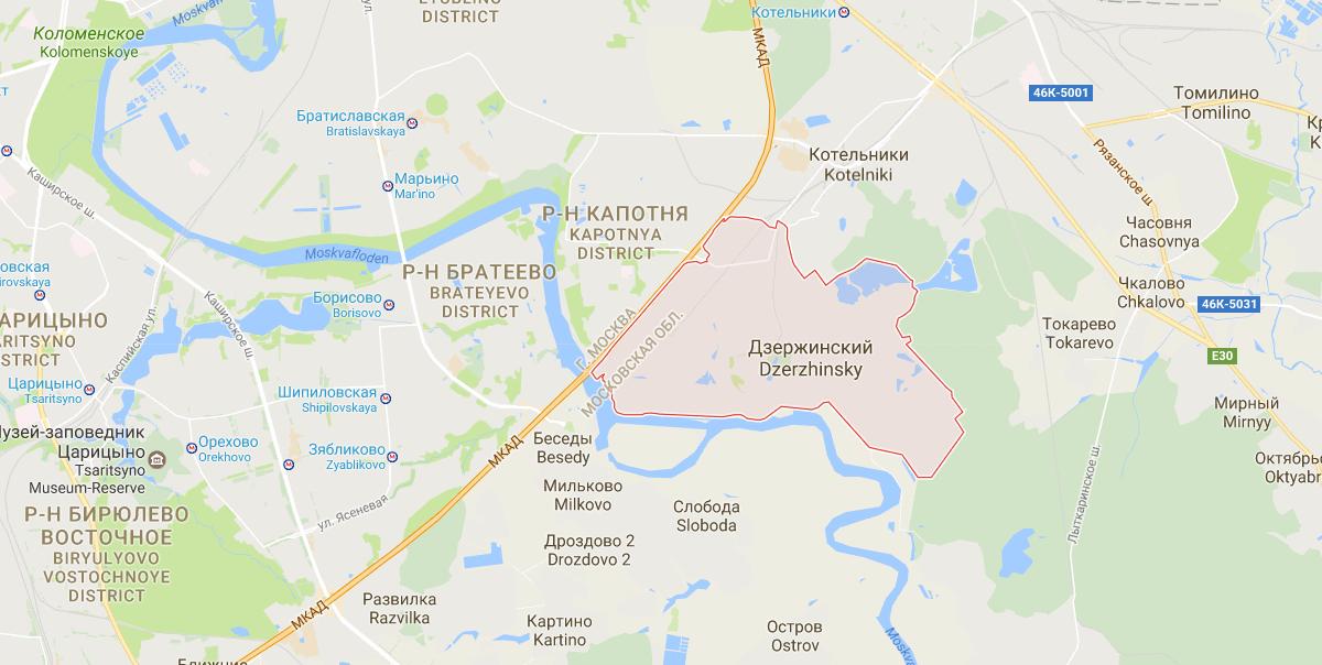 Адвокат в Дзержинском